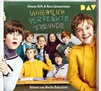SIMONE; LÄMMERMANN,NORA HÖFT - UNHEIMLICH PERFEKTE FREUNDE  3 CD NEW