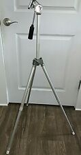 Vintage Camera Tripod Hollywood Aluminum Expandable Legs Very Well Made Japan