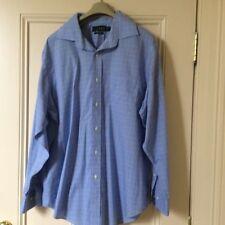 Ralph Lauren Long Sleeve Button-Front Casual Shirts for Men