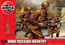 Airfix A01718 1/72 Plastic WWII Japanese Infantry 48 Figures