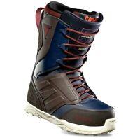 $250 32 Lashed Bradshaw Men Snowboard Boot ThirtyTwo Brown NIB 7,8, 8.5,13