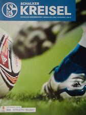 Programm UEFA EL 2011/12 FC Schalke 04 - Athletic Bilbao