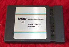 Tandy TRS-80 Colour Computer FD500 disk controller for Coco 1-2-3