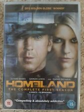 Homeland: The Complete First Season 1 DVD - New and Sealed