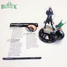 Heroclix DC Rebirth set The Batman Who Laughs #067 Chase figure w/card!