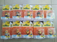 "LOT OF 20 - Factory Sealed DESPICABLE ME MINIONS POSEABLE 2"" (ACTION FIGURES )"