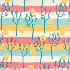 MODA Fabric ~ BRIGHT SUN ~ by A Quilting Life  (37502 11) Multi - by 1/2 yd