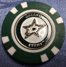 NHL Dallas Stars Poker Chip Ball Marker