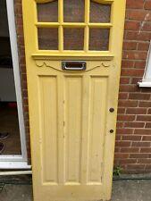 More details for original 1930s front door