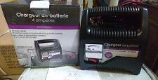 CHARGEUR DE BATTERIE 6V 12V - AUTO/MOTO - NEUF