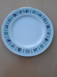 "Royal Doulton 'Tapestry' 6.5"" Tea Plate Style TC1024"