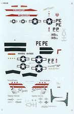Los expertos opción 1/72 Lockheed-Martin F-16C/F-16N P-51D Mustang Nº de América del Norte