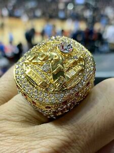 Toronto Raptors Championship Ring Opening Night Giveaway
