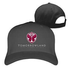 Unisex Tomorrowland Baseball Cap Ash Black 336d544df2b6