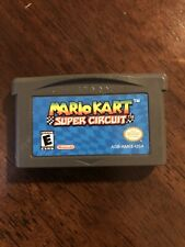 Mario Kart: Super Circuit (Game Boy Advance, 2001) Authentic TESTED