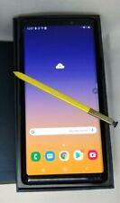 OPEN BOX Samsung Galaxy Note9 SM-N960U - 128GB - Ocean Blue - (Verizon) Unlocked