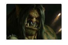 World of Warcraft Mousemat desktop laptop gaming computing non slip
