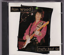 RON WOOD PRETTY BEAT UP CD TSP Rolling Stones Faces