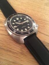 TC-9 automático divers watch - 300m WR-movimiento Seiko. diseño de tortuga