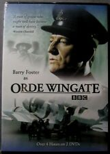 Orde Wingate: Barry Foster, James Cosmo, Arnold Diamond...  BBC DVD NEW