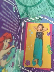 BNWT Disney Princess Mermaid Towel From Boots. Priced £14