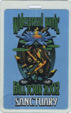 WIDESPREAD PANIC 2002 Fall Laminated Backstage Pass