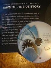 JAWS THE INSIDE STORY EMMY DVD BIO 88Ninutes   Steven Spielberg Richard Dreyfuss