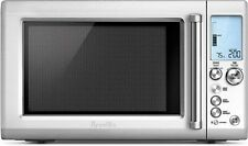 Breville RM-BMO734XL Microwave Oven, Silver