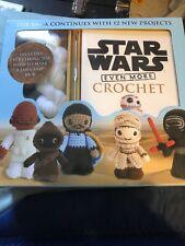 New! Star Wars Even More Crochet Kit