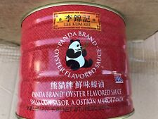 Lee Kum Kee Panda Brand Oyster Flavored Sauce 5 Lb Free Shipping