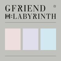 GFRIEND 回:LABYRINTH CD+Photobook+Card+Etc+Tracking Number