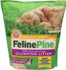 Arm & Hammer Feline Pine Clumping Litter 8 lbs. Bag Free Shipping
