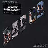 Audio CD: The Original Bad Company Anthology, Bad Company. Good Cond. Original r
