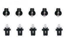 BMW E23 E24 E28 E30 E32 E34 Set of 10 Instrument Panel Light Bulbs 1.2W