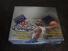 1999-00 Fleer Force Basketball Box---Factory Sealed---Retail---20 Packs