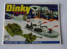 Dinky - Die Cast Toys -No. 11  1975  - Katalog  DIN A 6