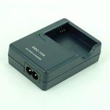 SBC-10A Battery Charger for SAMSUNG SLB-10A L200 110 P1000 WB550 US/EU plug cord