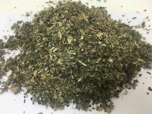 Mugwort & Marshmallow Leaf 100g ORGANIC Althea loose Herb Infusion Tea Smoking