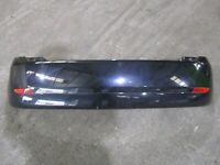 Genuine 2004 FORD FIESTA  AUTO WP LX 1.6L Ei 2001-2008 3D REAR BUMPER BLACK, D2
