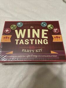The Wine Tasting Party Kit. Up Your Wine Game 🙃