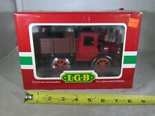 NOS LGB #20680 AHA TRACK INSPECTION TRUCK- NEVER USED w/ ORIGINAL BOX