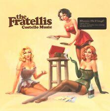 The Fratellis, Costello Music  Vinyl Record *NEW*