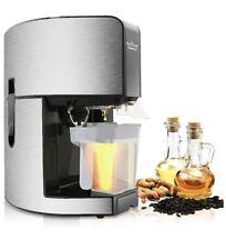 NutriChef Countertop Kitchen Oil Press - Electric Automatic Hot Oil Press