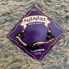 Vintage 90's Pazzazzles Halloween Bat Necklace by Applause