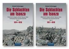 Die Schlachten am Isonzo Österreich-Ungarns letzter Sieg vor dem Untergang 1 + 2