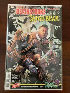 Deathstroke / Yogi Bear #1 NM DC Comics & Hanna-Barbera