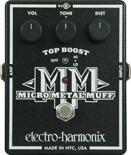 Electro-Harmonix Micro Metal Muff - free shipping