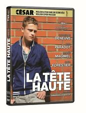 La tête haute (DVD, 2016, Canadian, Contais English Subtitles)