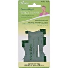 Clover Seams Right 9507 Sewing Gauge Nancy Zieman