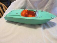 RARE  Barbie Speed Boat 1964 Mattel INC IRWIN Original 1964